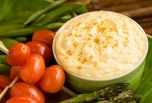 Party Dips! / Be the host with the most with these delicious and easy to make dips! Also check out our book Party Dips! by Sally Sampson for more recipes.