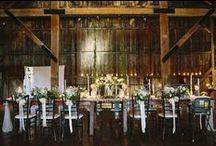 J. Scott Catering Rustic Weddings