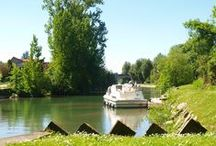 La Charente en bateau
