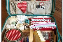 Sewing. / by Suzannah Files