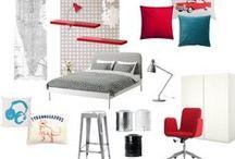 home: teen's bedroom | Teeniezimmer