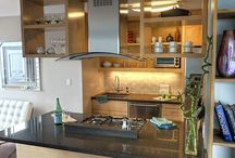 Kitchen Inspiration / Kitchens designed by S. Lee Wright.