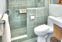 Bathroom Inspiration / Bathrooms designed by S. Lee Wright