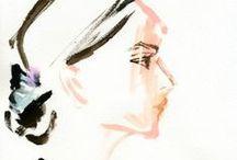 Art: modern portraits / by Jane Hudson