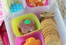 Simple Lunches / Quick and easy lunch ideas #lunchideas / by Merissa Alink (Little House Living)