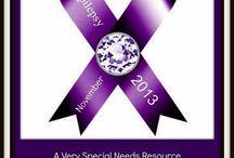 Epilepsy - Kaitlyn / Seizures & special needs  / by Jennifer Samuels