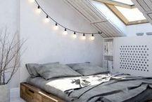 home: under the roof | Wohnen unter dem Dach