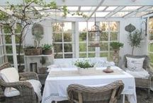 Sun Porch & Potting Room / by Chris Scruggs