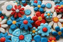 Decorated Cookies / by Gabrielle Mundstock
