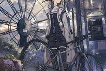 Anime / by Ddorang Kkaje