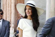 Mrs Clooney / Fashion style / by Susanne Permezel