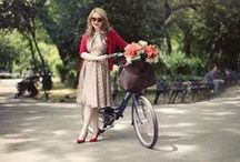 {bicycle chic} / by Jane Hudson