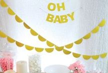 Planning: Baby Showers