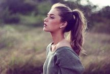 Hairstyles / Pretty hairstyles you should try