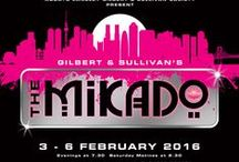 The Mikado / The Mikado by Gilbert & Sullivan will be performed by Abbots Langley Gilbert & Sullivan Society at The Watford Palace from the 3rd to 6th February 2016.