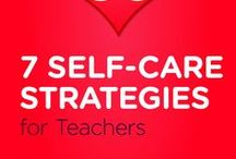 Teacher Health and Wellness / Advice to help teachers stay on tip-top shape to run the class!