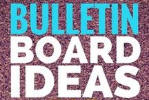 Bulletin Boards! / Tips and tricks from fellow teachers to help you make the best bulletin boards for your classroom!