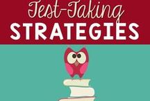 Test Taking Strategies / Helping you discover the best techniques to use, to teach your students how to ace their tests!