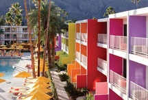 Creative Use of Color / Bright, colorful and beautifully designed... color well done. / by Janna Kuiphof