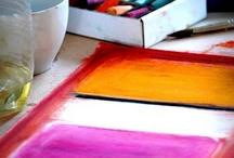Art Education + Lesson Plans / by Ashley Sams
