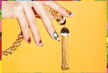 Nail Art / Nail art is growing up and becoming more subdued, although no less creative! We found these images inspirational for the more 'refined' and 'restrained' look that's happening now.