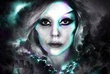 Gaga... lagy gaga:) / by Samantha Peters
