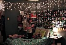 room ideas / dream bedrooms:) / by Samantha Peters