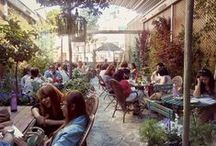 Brunch, cafeterías, bares...