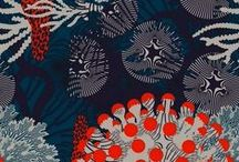 Prints + Patterns / An obsession for surface pattern design / by Liz Nehdi