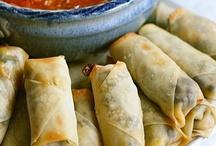 Yummmm....(Quick and Easy) / Minimum ingredients  / by Marcie Flint