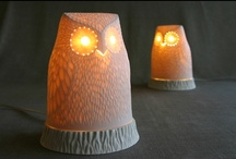 Light Up Owls / by Linda King