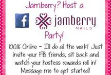 Fabulous Jamberry Nails / Are you sick and tired of your nail polish chipping almost immediately after it is applied? I was (especially as a teacher and mom); thank goodness a friend introduced me to Jamberry Nails! OMG I cannot tell you how fabulous these are! They are easy to apply, stay on for up to 2 weeks (4-6 on toes), and come in a zillion colors and patterns!   If you would like a sample, please fill out this form: http://bit.ly/1eaiWjn
