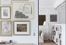 Art & Display / Collections, vignettes - the art of display