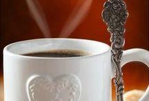 coffee tea / by Agnieszka Podgórska-Czaplińska