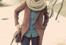 Sweater Weather -fashion for fall and winter