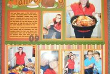 My Scrapbook Pages / Scrapbook Layouts