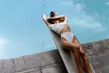 Summer Vibe / Beaches, bikinis, suntans and everything wonderful about summer / by Liz Nehdi