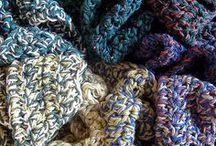 Crochet - Scarves & Cowls / by Jalynn W