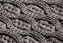 Crochet tech - stitch patterns