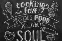 let's chalk / Chalkboard quote for the house  / by Laura Levin