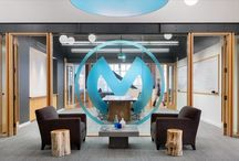 BLITZ Office Space Ideas / by Ivan Todorov