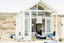 Beach house dreams / If I had a cottage by the sea...
