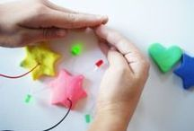 DIY Electro Dough Kit / Create shapes and sculptures using conductive dough then bring them to life with light and sound!