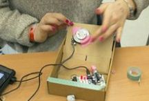 DIY Speaker Kit / Build a custom speaker by soldering your own amplifier and designing your own case out of any material you fancy!