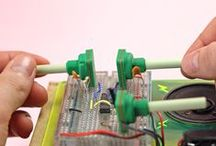 DIY Synth Kit / Discover the joys of electronic music by building your own synthesizer!