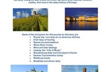 Germany / Discover Germany / by The Travel Specialist at Rubinsohn Travel
