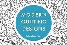 Quilting Books / by michellepatterns