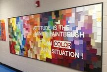 Bulletin Board Ideas / by Melissa Repetski