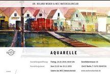 Exhibitions / Einladungen zu meinen Ausstellungen | invitations to my exhibitions