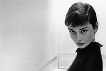 Audrey  / by Silvia J.